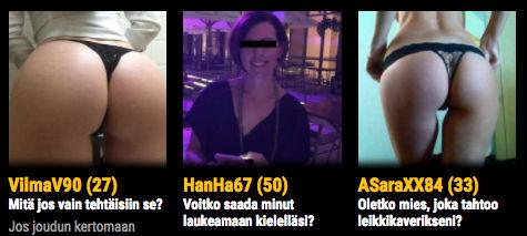 seksiä suomessa seksiseuraa oulusta